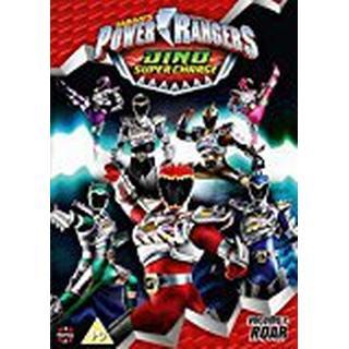 Power Rangers: Dino Super Charge Vol 1 - Roar (Episodes 1-10) [DVD]